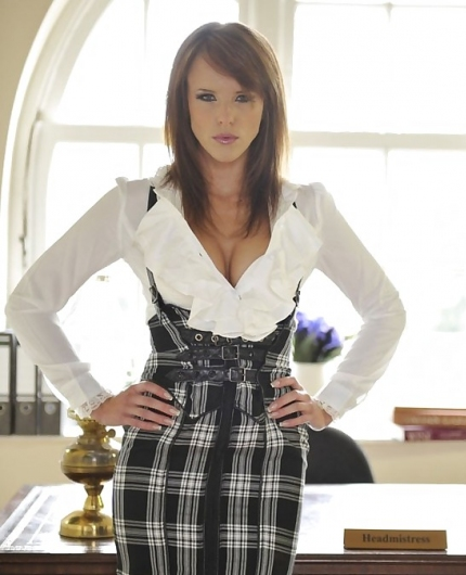 Mackenzie White Headmistress