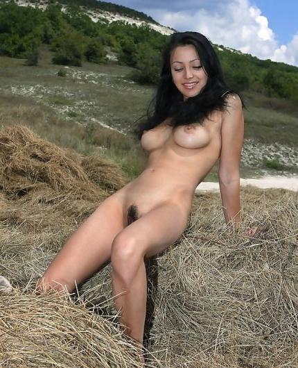 Brunette girl Beata