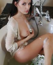 Jill Bath Time
